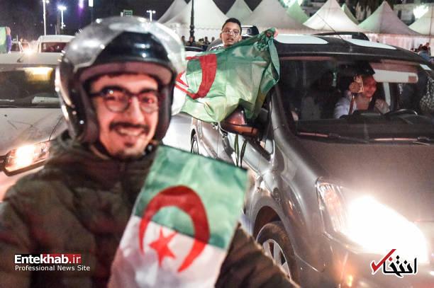 تصاویر: جشن و شادمانی الجزایریها از انصراف بوتفلیقه - 3