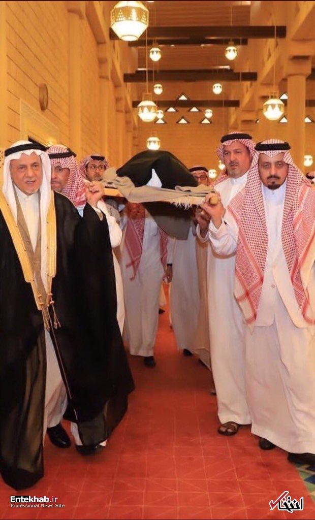 عکس/ تشییع پیکر شاهزاده خانم عربستانی - 0