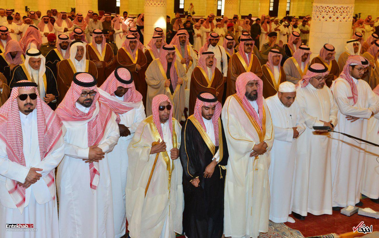 عکس/ تشییع پیکر شاهزاده خانم عربستانی - 4