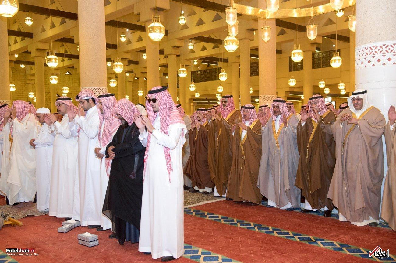 عکس/ تشییع پیکر شاهزاده خانم عربستانی - 5