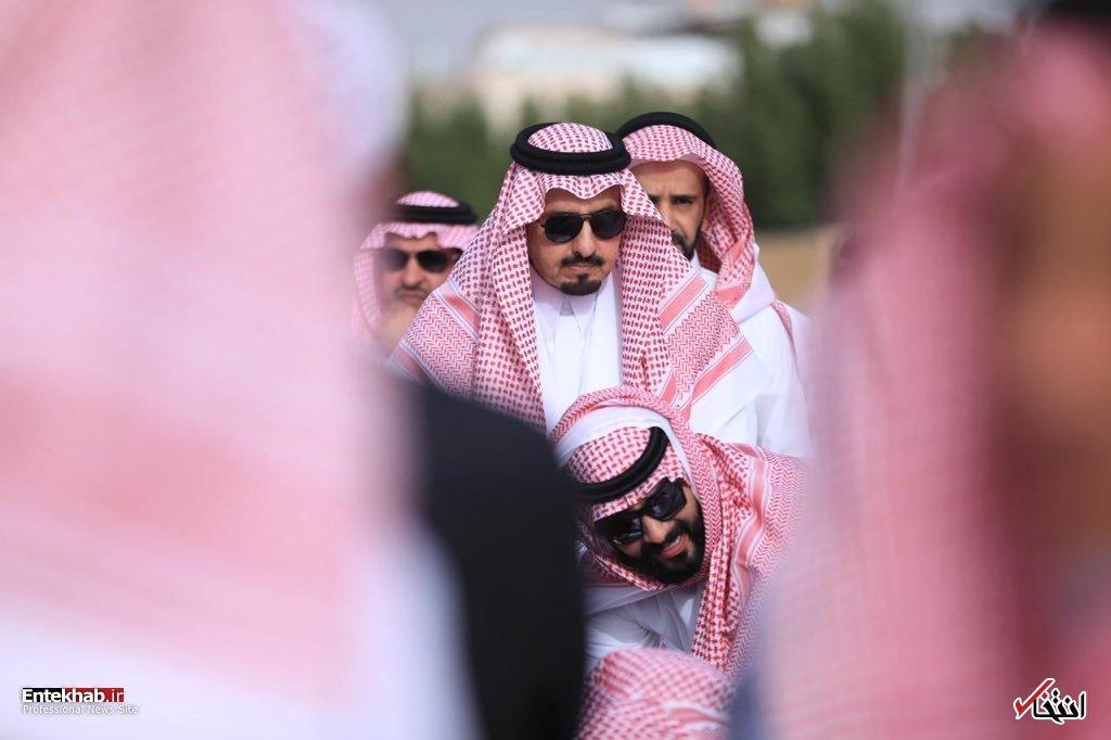 عکس/ تشییع پیکر شاهزاده خانم عربستانی - 8