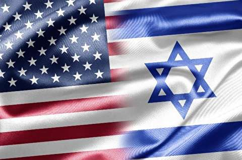 حذف پرچم آمریکا و اسرائیل از کف خیابان در مقابل فرمانداری پاکدشت / فرماندار: عذرخواهی و طلب حلالیت میکنم