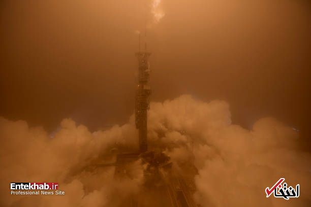 تصاویر : فضاپیمای ناسا راهی مریخ شد