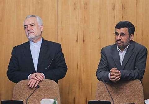 نامه رحیمی به احمدی نژاد در سال ۹۳: رفیق قدیمی! مرا سکه یک پول کردید / چوب لجبازیها و آبروبریهای گاه و بیگاه شما را میخورم