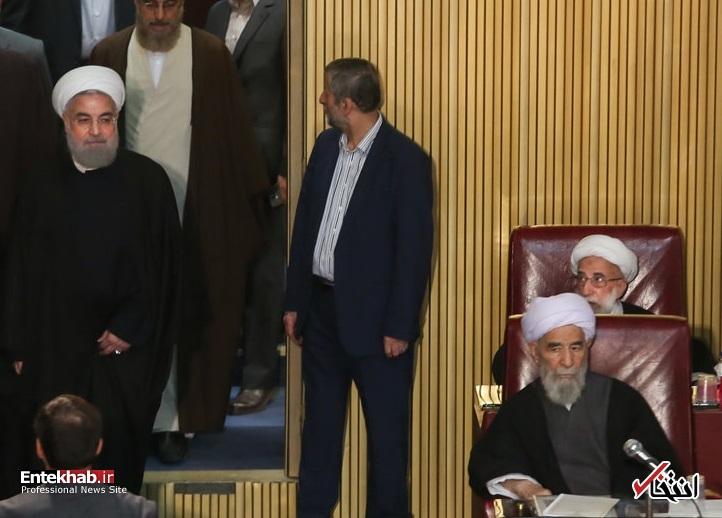 بیانیه مجلس خبرگان: روحانی به خاطر خسارتهای وارده در برجام و عدم رعایت خطوط قرمز، باید از مردم عذرخواهی کند