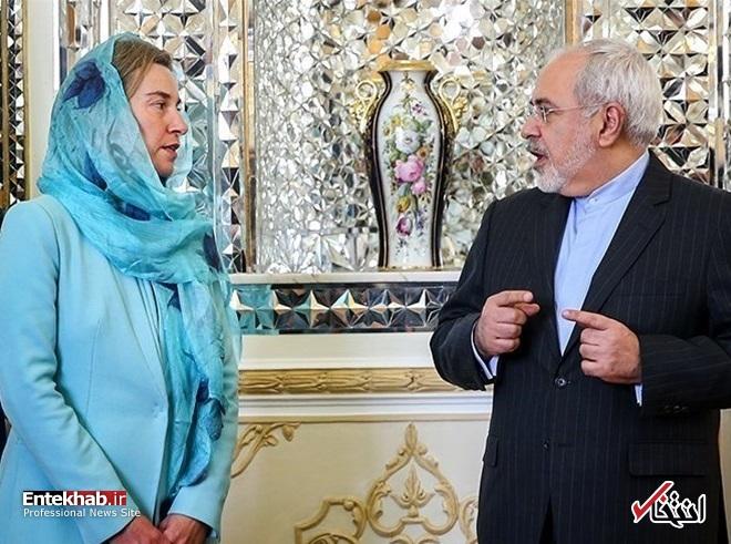 فوری / نامه ظریف به موگرینی و دبیرکل سازمان ملل درباره خروج امریکا از برجام/ درخواست ایران برای تشکیل جلسه کمیسیون مشترک
