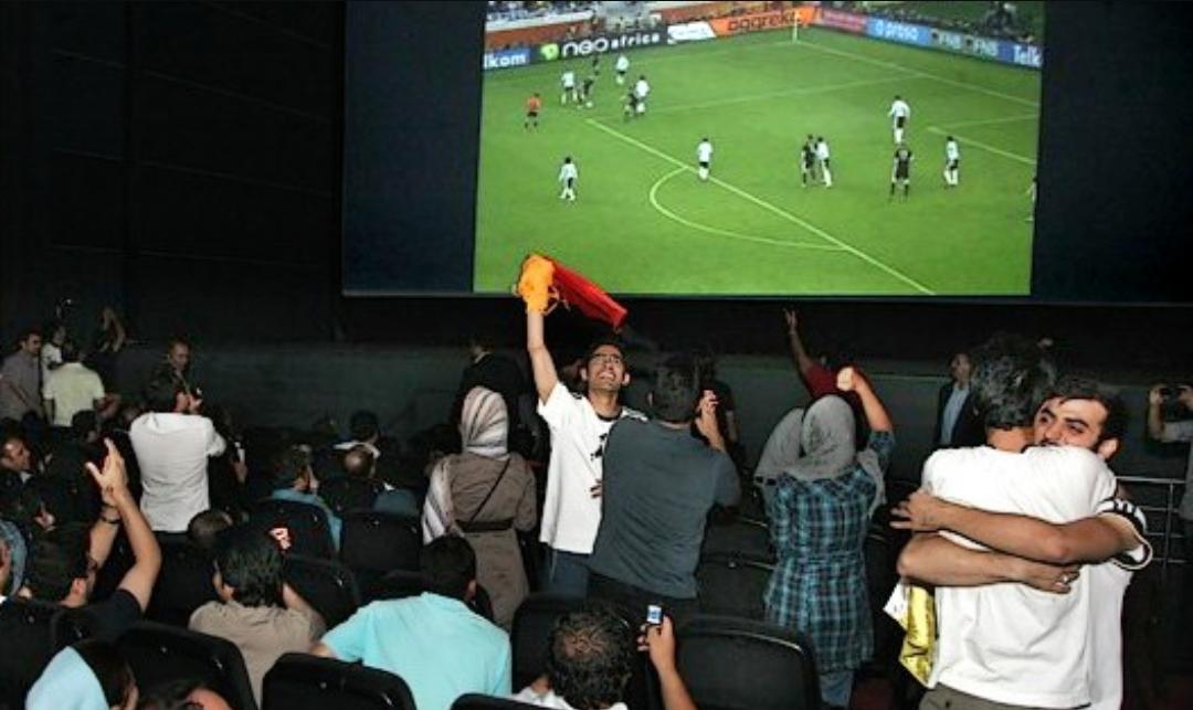 پلیس: با پخش مسابقات جام جهانی فوتبال در سینماها مشکلی نداریم