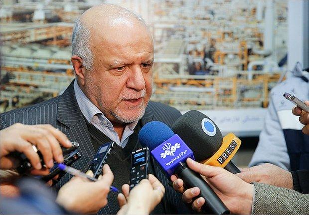 وزیر نفت: جریمه ای برای توتال وجود ندارد/ سرمایهشان در ایران میماند