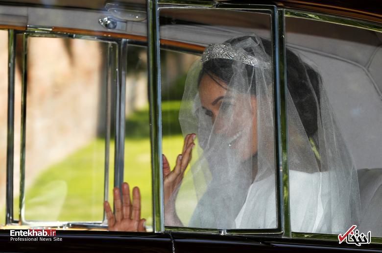 تصاویر : ازدواج سلطنتی بریتانیا