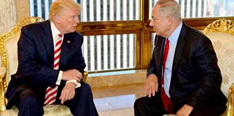 پرسش صریح ترامپ از نتانیاهو: واقعا دنبال صلح هستید؟