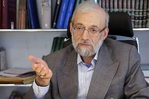 محمدجواد لاریجانی: احمدینژاد به یکی میگفت هلو به یکی میگفت زردآلو/ حکومت ایران را با سعودی اشتباه گرفته بود