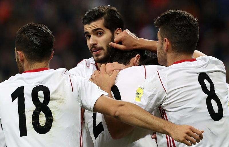 تیم ملی فوتبال ایران، اولین کاروان ورودی به روسیه