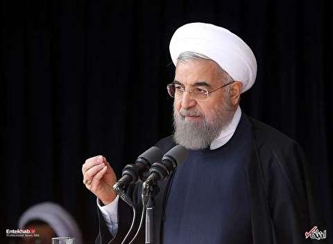 روحانی: آمریکاییها میگویند اگر ما نباشیم شما در یک هفته نیستید؛ چرا نیستند؟ / ما آمادهایم حافظ عربستان باشیم؛ ملت عربستان حافظ عربستان است