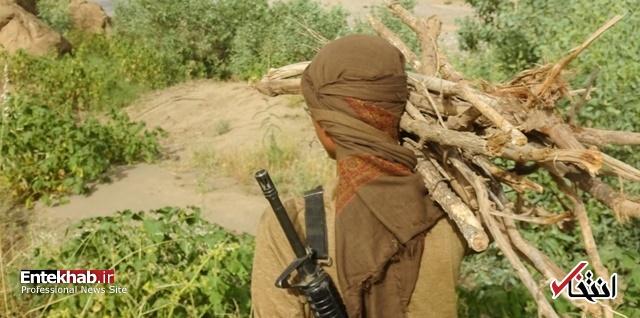 عکس: غارنشینی عناصر داعش در کرکوک