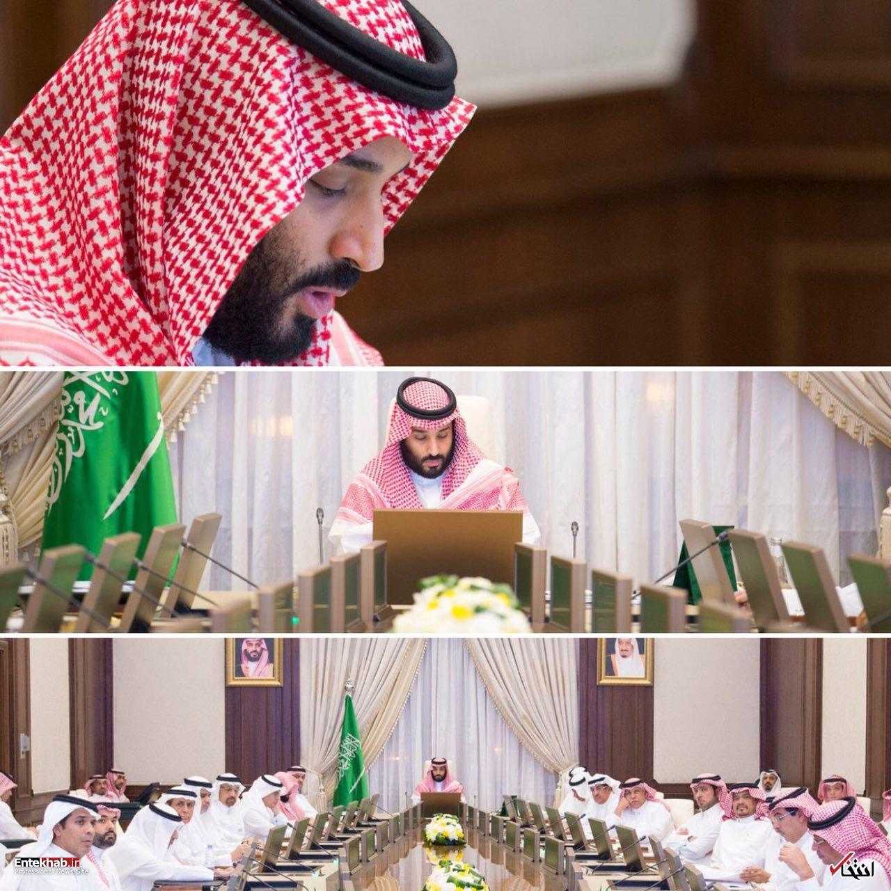 پایان شایعات؛ «بن سلمان» زنده است/ نخستین تصاویر از ولیعهد عربستان پس از غیبت های مشکوک