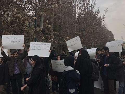 وزیر علوم: با رئیس قوه قضاییه برای رفع مشکل دانشجویان صحبت کردهام / دانشجویان در مهلت قانونی، درخواست تجدیدنظر بدهند