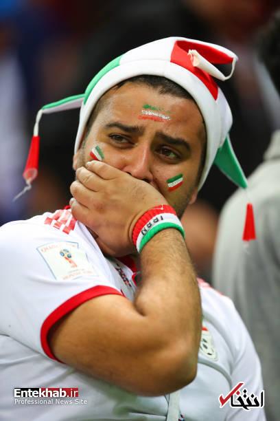 تصاویر : تماشاگران ایرانی