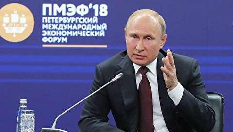 پوتین: باید درهای مذاکره را باز بگذاریم / اگر برجام لغو شود نمیتوان برنامه هستهای ایران را کنترل کرد؛ نمیخواهیم وضعیتی مشابه کره شمالی تکرار شود / هیچگاه از تدابیر خارج از شورای امنیت حمایت نکرده ایم