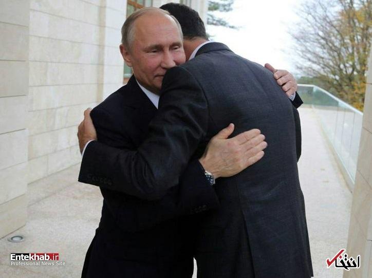آیا «خروج ایران از سوریه»، تصمیم مشترک روسیه و آمریکا بود؟ / همه چیز به دیدار «پوتین» و «بشار اسد» مربوط میشود