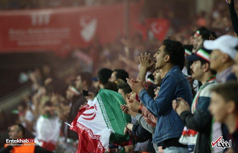 تصاویر : ایران ترکیه