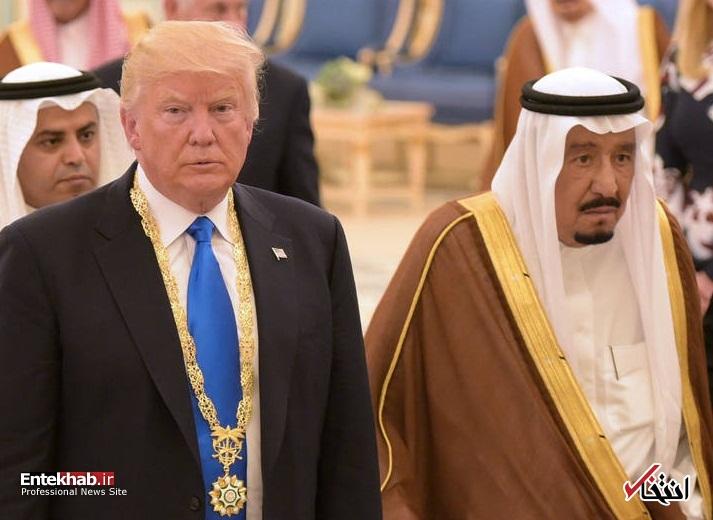 مکالمه تلفنی «شدید اللحن» ترامپ با پادشاه سعودی درباره ایران / «بحران قطر»؛ سد راه اقدامات آمریکا علیه تهران