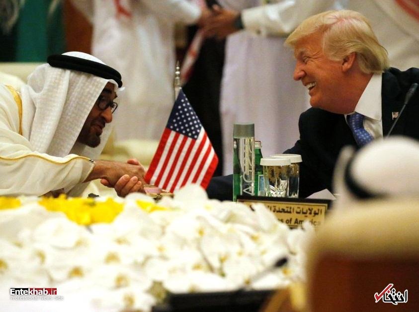 پیشنهاد امارات به ترامپ: تحریم روسیه به خاطر اوکراین را بردار تا پوتین، ایران را به خروج از سوریه مجاب کند / حمایت عربستان و اسرائیل از طرح بن زائد
