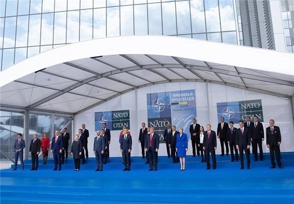 پامپئو: با متحدان اروپایی و عربی خود بر لزوم حذف نفوذ ایران از سوریه تأکید کردیم