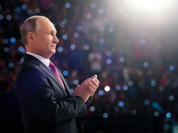 راز علاقه «جبهه پایداری» به پوتین