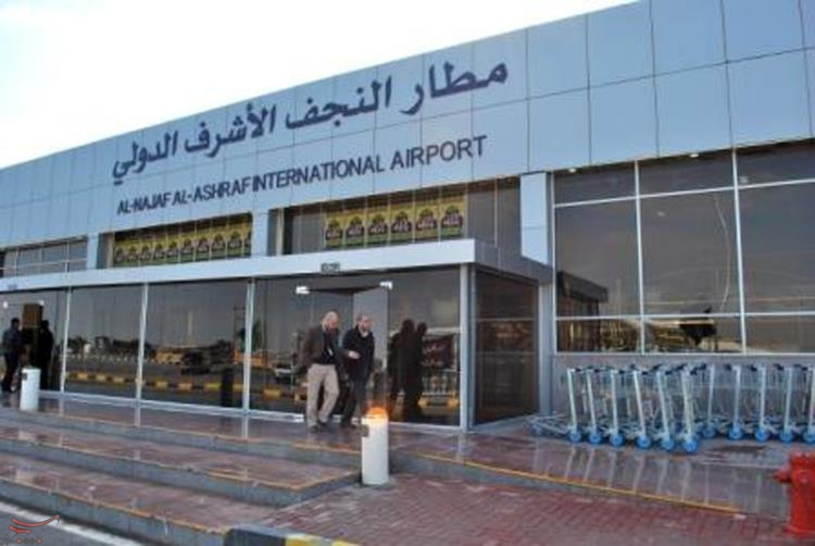 ادامه توقف پروازهای نجف/ امکان نشست و برخاست هواپیماهای ایرانی در فرودگاه نجف وجود ندارد