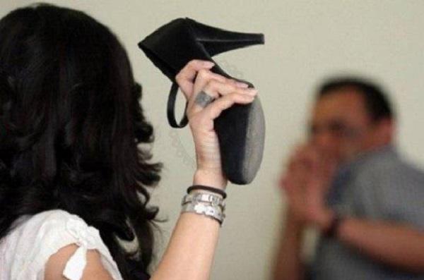 زنان دستِ بزن پیدا کرده اند ؛ آمار تازه همسر آزاری