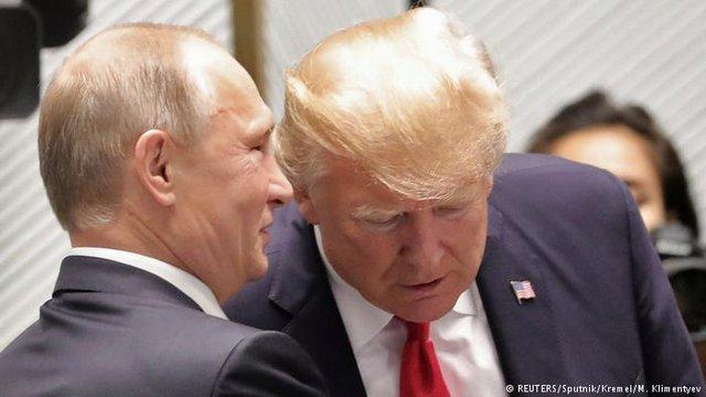اکثریت آلمانیها ترامپ را خطرناکتر از پوتین میدانند