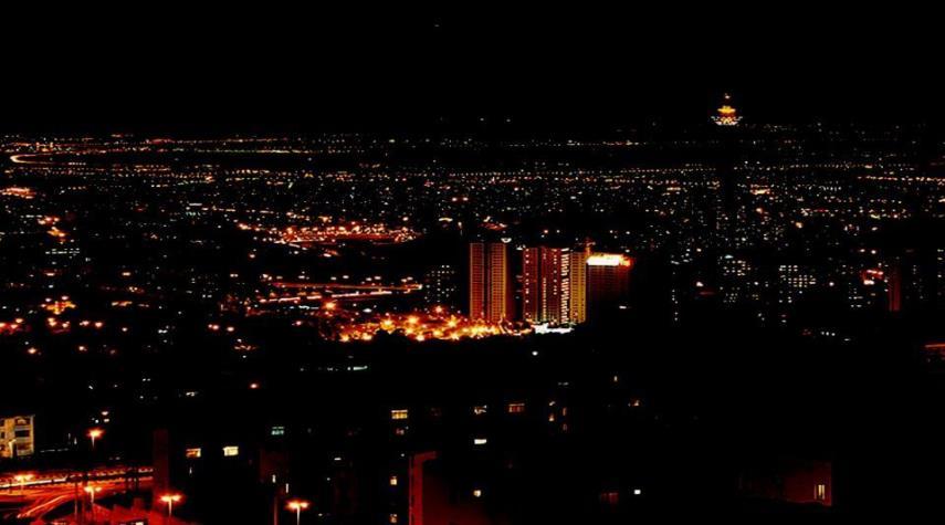 جدول خاموشی های تهران