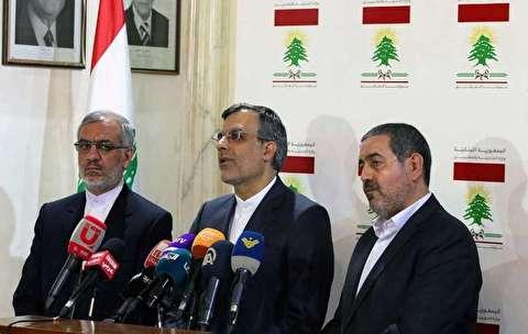 جابری انصاری: ادامه حضور ایران در سوریه تنها متکی به توافق دو طرف است / از جنوب و شمال تا غرب و شرق سوریه، هر کجا که باشند، با خواست دمشق است