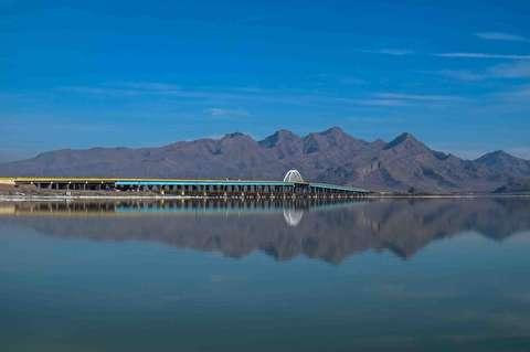 عمق دریاچه ارومیه افزایش یافت به وضعیت سال ۹۲ بازگشت
