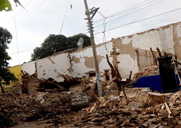 زلزله 5.7 ریشتری رویدر در هرمزگان را لرزاند