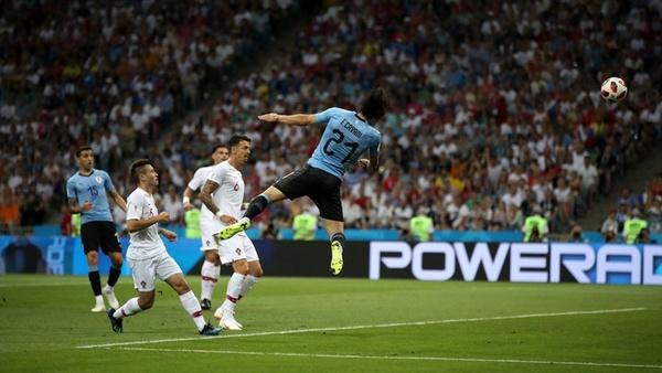 شروع نیمه دوم/ اروگوئه یک - پرتغال صفر