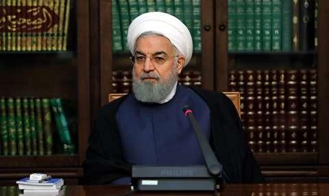سخنگوی فراکسیون امید: روحانی گفت همچنان مخالف حصر است اما شرایط خاصی وجود دارد که باید طی شود؛ برخی موانع برداشته شده و حل این مشکل رو به جلوست / رییسجمهور به رفع حصر امیدوار است