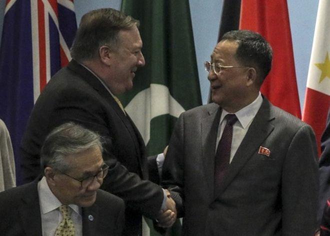 بروز دوباره اختلافها بین کره شمالی و آمریکا