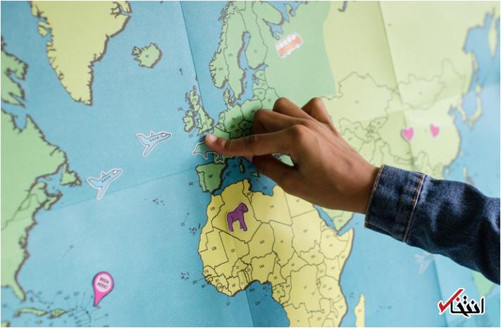 نقشه گوگل به روزرسانی شد / شهرها را در اندازه های واقعی رصد کنید