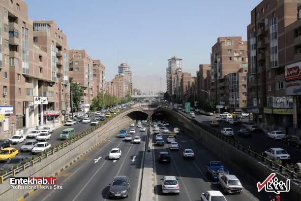 تصاویر : گشتی در تهران همزمان با بازگشت تحریمهای آمریکا علیه ایران