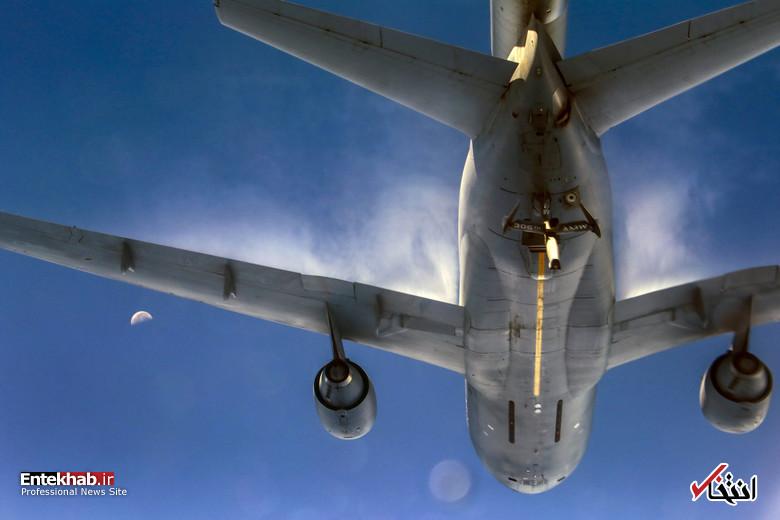 تصاویر هفته نیروی هوایی آمریکا