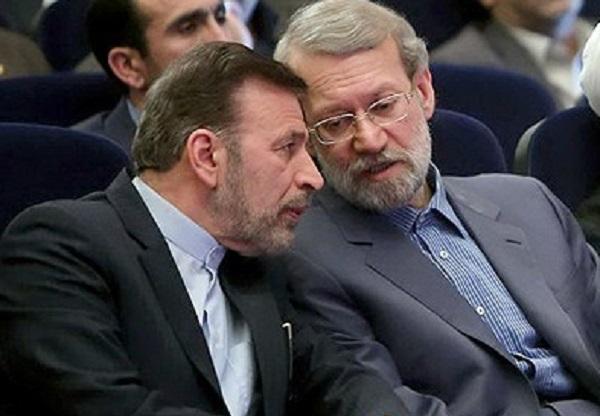 واعظی: نامه روحانی به لاریجانی اصلا تهدیدآمیز نیست/ ما حساب لاریجانی را از مجلس جدا میدانیم