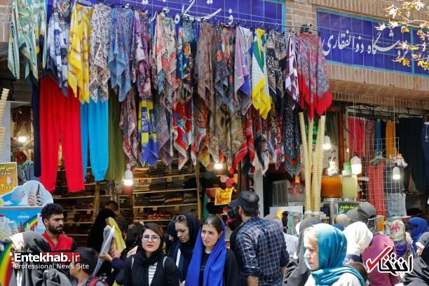 تصاویری از بازار بزرگ تهران