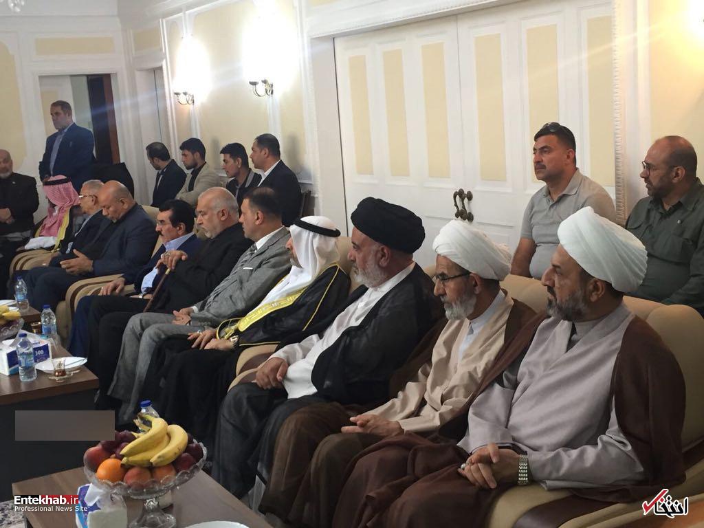 عکس/ افتتاح کنسولگری جدید ایران در بصره