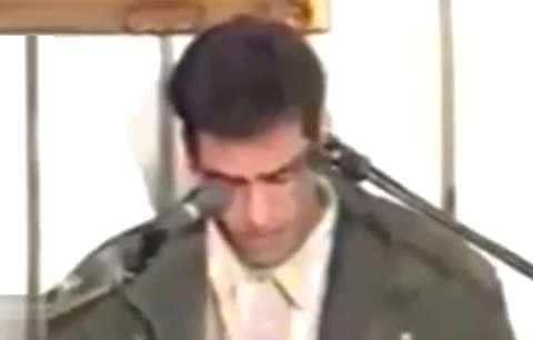 فیلم/ تلاوت مجلسی قرآن توسط علیرضا منصوریان