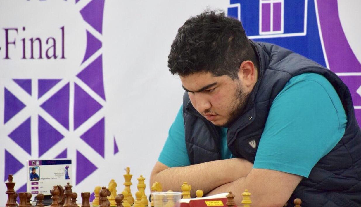 شطرنج باز ایرانی قهرمان جوانان جهان شد