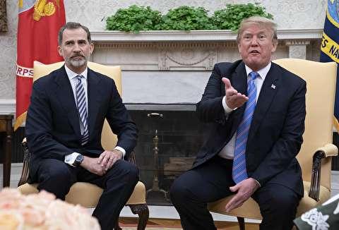 پیشنهاد ترامپ به اسپانیا: برای جلوگیری از ورود مهاجران، در امتداد صحرای آفریقا دیوار بکشید / مرز صحرا، به اندازه مرز ما با مکزیک طولانی نیست