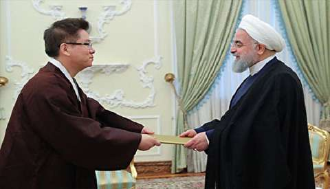 سفیر جدید کرهجنوبی: شرکتهای کرهای همکاری خود را با ایران قطع نکردهاند / کره به نفت ایران وابسته است