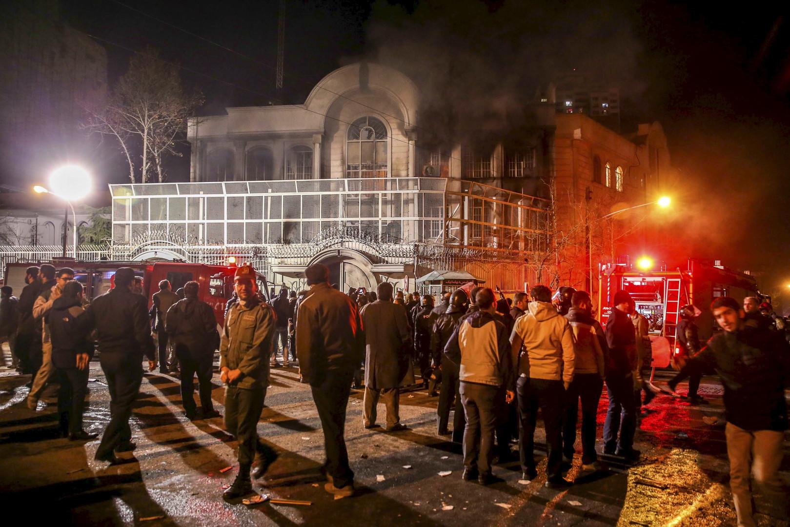 حمله کنندگان به سفارت عربستان، بسیجی نبودند
