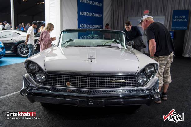 تصاویر : نمایشگاه خودرو پبل بیچ کالیفرنیا